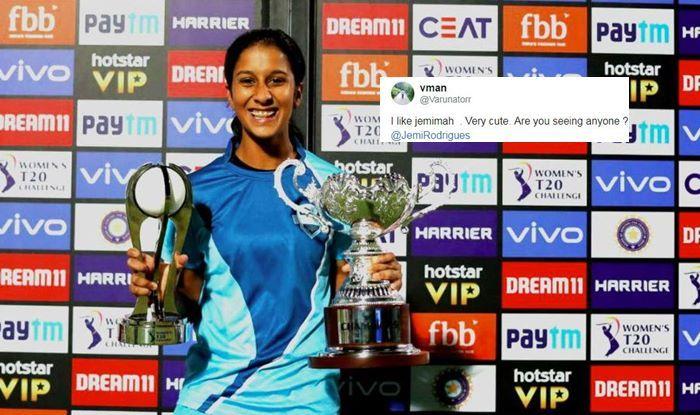 Jemimah Rodrigues Women's IPL Final