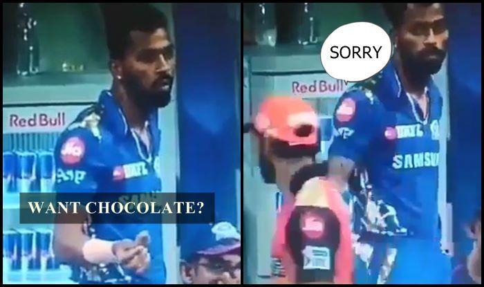 Hardik Pandya Vijay Shankar MI vs SRH