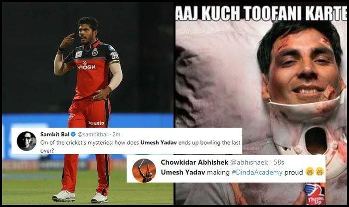 Umesh Yadav RCB vs SRH IPL 2019
