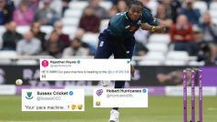 'Our Pace Machine?': Hurricanes, Sussex TROLL Royals For Tweet on Archer | POSTS