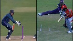 WATCH: 'Incredible' Buttler Does a Dhoni-esque 'Leg-Stop' Runout to Send Sarfraz Packing