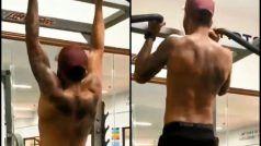 Beasting! Not Just Hardik, Rahul Sweats in Gym Ahead of WC | WATCH
