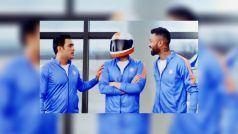 WATCH: Dhoni TROLLS Hardik, Introduces Him to Mysterious Fan