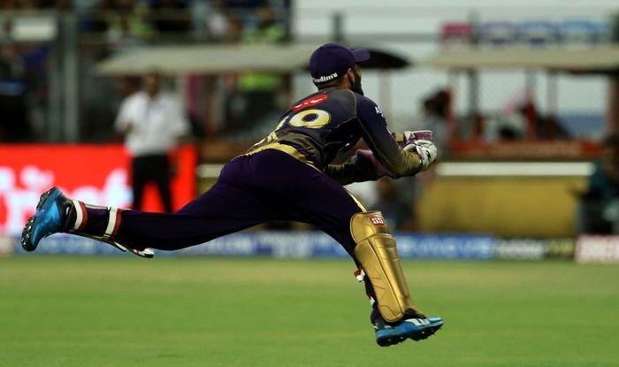 Dinesh Karthik, IPL 2019, MI vs KKR, Mumbai Indians, Kolkata Knight Riders, Quinton de Kock, Karthik KKR