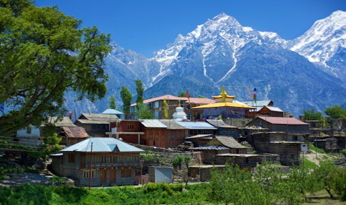 Kalpa: A Himachali Town That Comes Alive in Summers