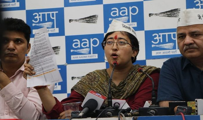 'Atishi Good Example of Mixed Breed', AAP Accuses Gautam Gambhir of Circulating Offensive Pamphlets