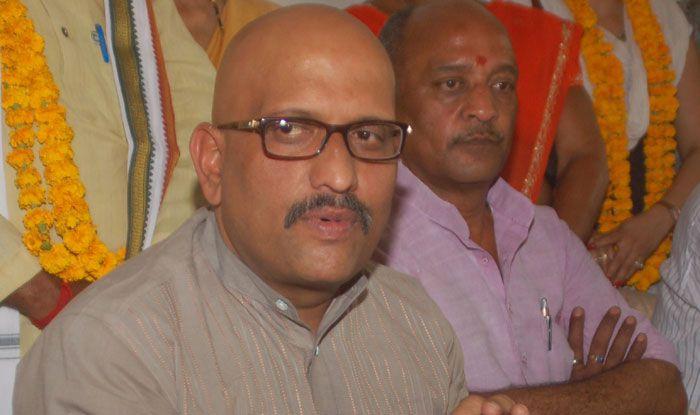 Congress leader Ajay Rai