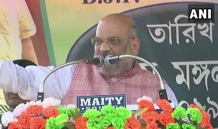 Shah Attacks Mamata For Being Intolerant, Questions Rahul Over Scams