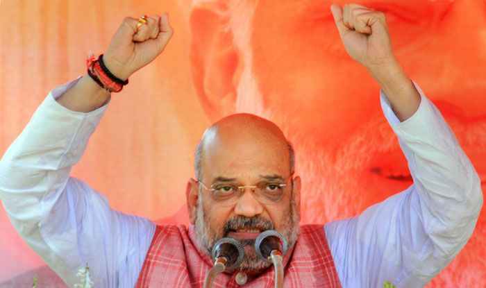 If Not in India, Then Will Ram's Name be Chanted in Pakistan: Amit Shah