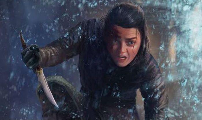 Arya Challenge Twitterati Recreate Arya Stark