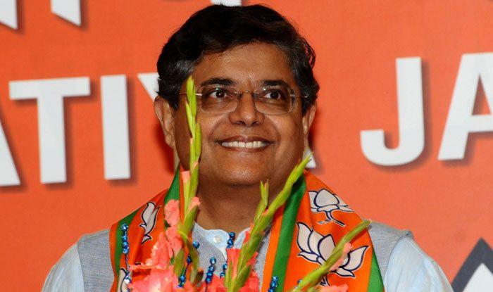 BJP vice president Baijayant Jay Panda