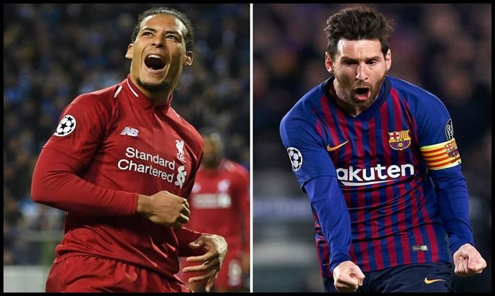 Barcelona vs Liverpool Champions League Semifinals_picture credits-Twitter
