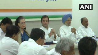 कांग्रेस वर्किंग कमेटी की बैठक शुरू, राहुल गांधी के संभावित इस्तीफे पर है सभी की नजरें