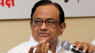 Emotional Chidambaram Appeals Rahul Not to Resign, Says Cadre in South Will Commit Suicide