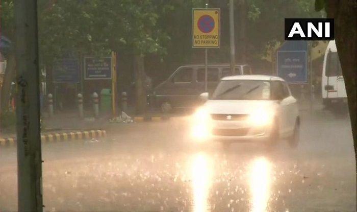 Delhi Rainfall