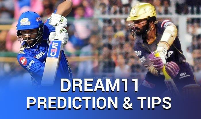 Dream11 Guru Tips And Predictions_Mumbai Indians vs Kolkata Knight Riders