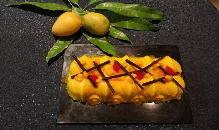 Delish Desserts With Mangoes