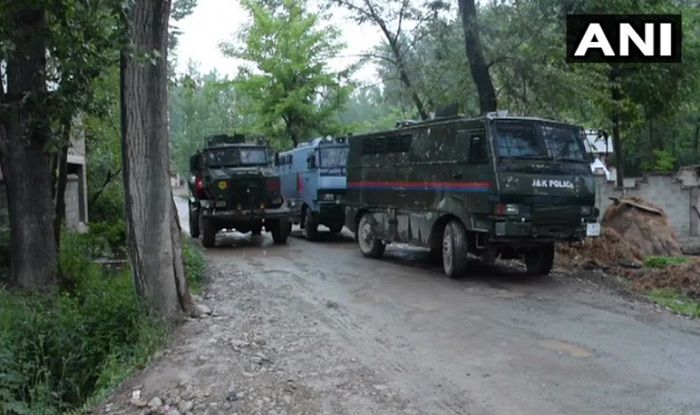 Jammu and Kashmir: 2 Terrorists Killed in Encounter With Security Forces in Pulwama; Search Ops Underway
