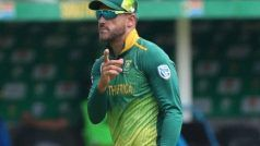 Steyn's Fitness Will Decide Team Composition: Du Plessis