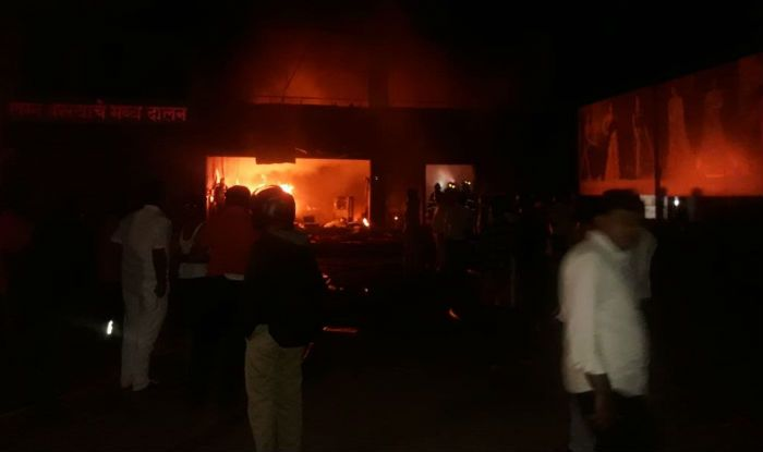 Maharashtra: Major Fire Breaks Out at Cloth Godown in Pune, Five Dead