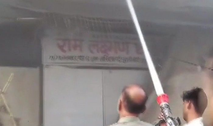 Kanpur: Fire Breaks Out in Godown at Collectorganj; No Casualties Reported