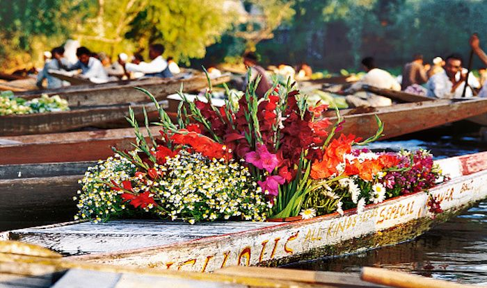What to Expect at The Floating Market at Dal Lake