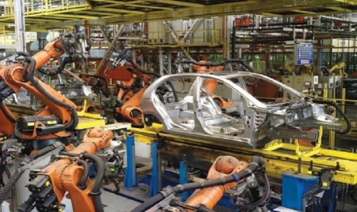India's March Factory Output Shrinks