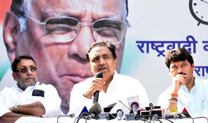 Maharashtra NCP president Jayant Patil