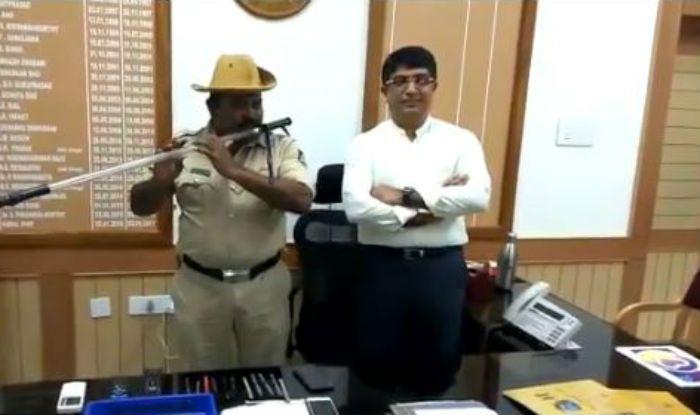 Karnataka Cop