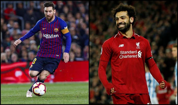 Lionel Messi's Barcelona set to host liverpool in Champions League semis_Picture credits-Twitter
