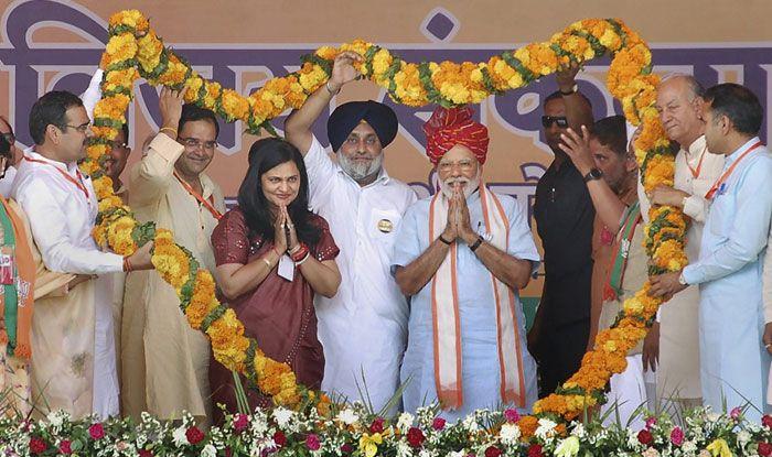 PM Narendra Modi in Fatehabad