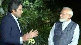 #ModiOnZee: क्या बोरिया बिस्तर बांध रहे हैं पीएम मोदी? सुनें उनका जवाब