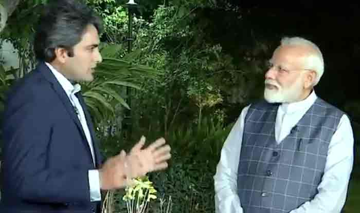 WATCH LIVE: PM Narendra Modi Speaks to Zee News Editor-in-Chief Sudhir Chaudhary