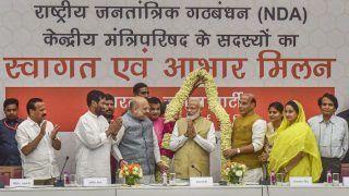 Lok Sabha Election Result 2019: BJP में जश्न की तैयारी पूरी, 20 हजार कार्यकर्ता करेंगे मोदी का भव्य स्वागत, ऐसा है लड्डू केक…