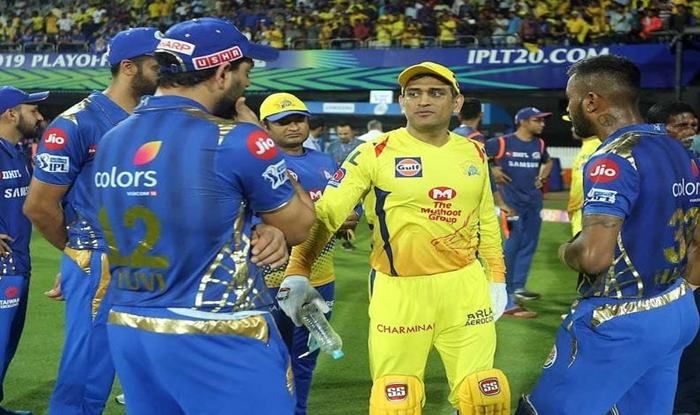 Mumbai Indians vs Chennai Super Kings_picture credits-Twitter