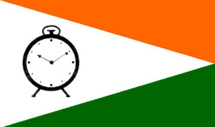 Nationalist Congress Party symbol
