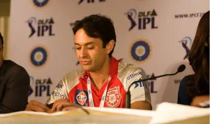 Ness Wadia co-owner of Kings XIP Punjab_picture credits-twitter