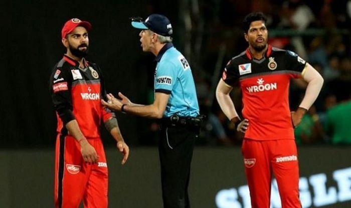 Nigel Llong, Virat Kohli, IPL 2019, Nigel Llong-Virat Kohli Argument, Indian Premier League, Latest Cricket News