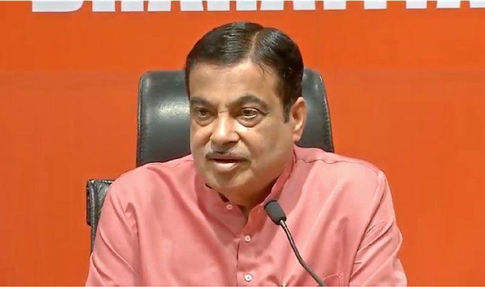 BJP leader Nitin Gadkari