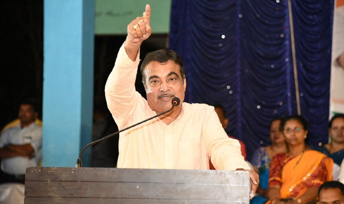 BJP leader and Union Minister Nitin Gadkari