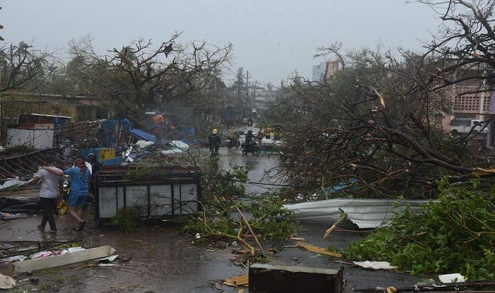 After Wreaking Havoc in Odisha, Cyclone Fani Hits West Bengal, Triggers Heavy Rainfall