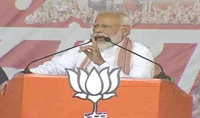 Mamata Ruining Bengal in Fear of Losing Power: PM Modi