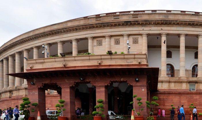 Parliament of India. Photo Courtesy: IANS