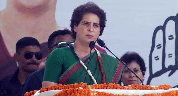 PM Narendra Modi as Arrogant as Duryodhan, Will be Defeated Because of His Ego: Priyanka Gandhi Vadra