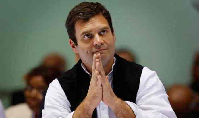 Rahul Tenders Unconditional Apology to SC For Chowkidar Chor Hai Remarks