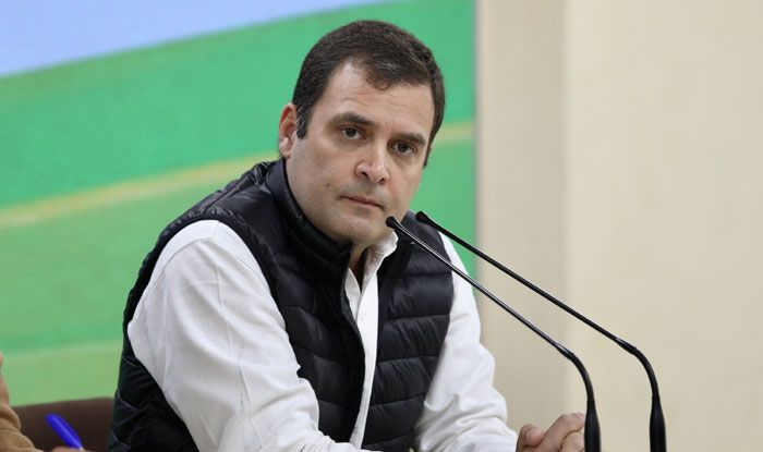 Uncertainty Prevails in Congress as Rahul Sticks to His Offer to Resign