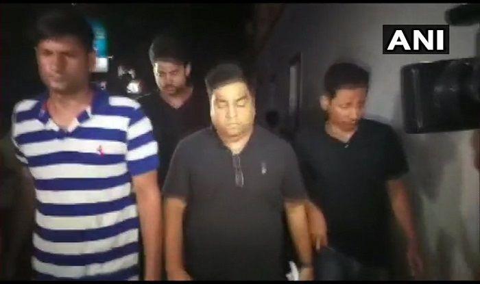 Former Kolkata Top Cop Rajeev Kumar