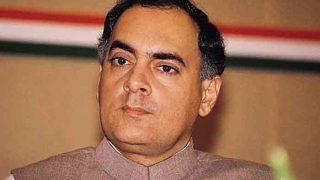 पूर्व प्रधानमंत्री राजीव गांधी की पुण्यतिथिः सोनिया, राहुल और प्रियंका गांधी ने दी श्रद्धांजलि, देखें Photos