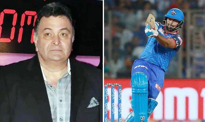 Rishi Kapoor, Rishabh Pant, ICC Cricket World Cup 2019, World Cup 2019, IPL 2019, Rishi Kapoor on Rishabh Pant, Virat Kohli, Ravi Shastri, Delhi Capitals