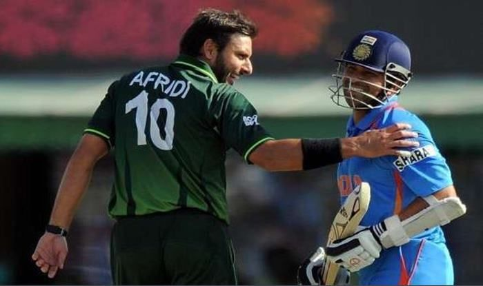 Shahid Afridi reveals he used Sachin's bat to score ton against Sri Lanka in 96_picture credits-Twitter